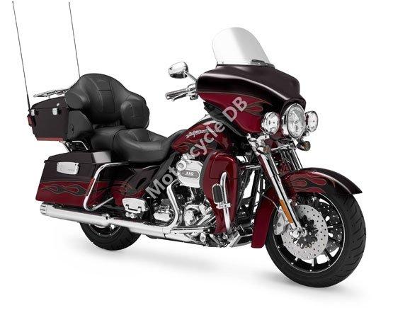 Harley-Davidson FLHTCUSE6 CVO Ultra Classic Electra Glide 2011 6109