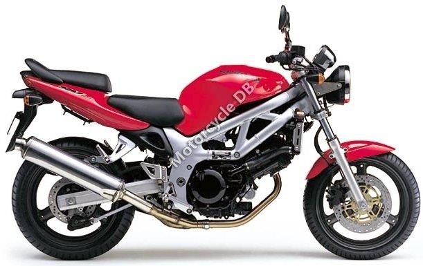 Suzuki SV 650 2002 27979