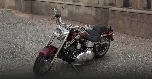 Harley-Davidson Softail Fat Boy 2014 23434 Thumb