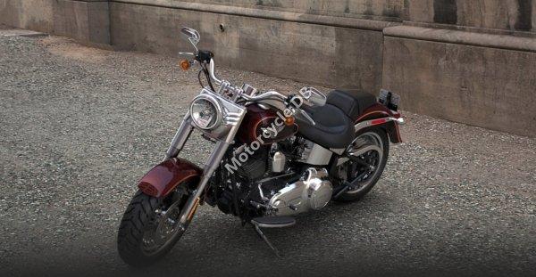 Harley-Davidson Softail Fat Boy 2014 23434