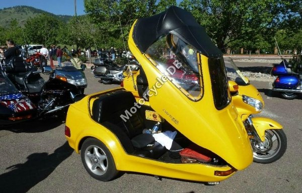 Chang-Jiang 750 FY (with sidecar) 1991 17892