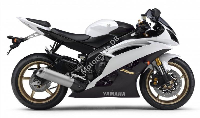 Yamaha YZF-R6 2012 25618