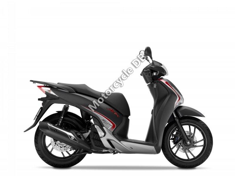 Honda SH125i 2016 30373