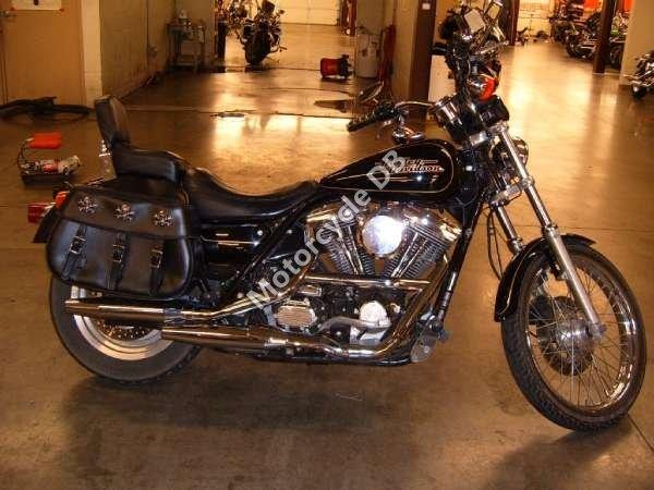 Harley-Davidson FXLR 1340 Low Rider Custom 1992 12402