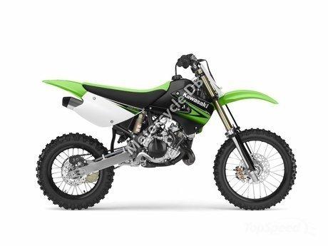 Kawasaki KX85 2009 8431