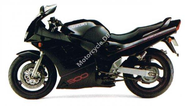 Suzuki RF 900 R 1994 13105
