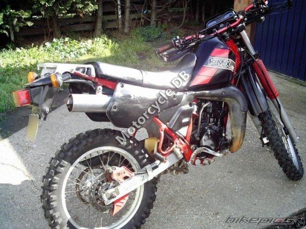 Kawasaki KMX 200 1989 15557