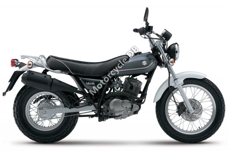 Suzuki VanVan 125 2007 28344