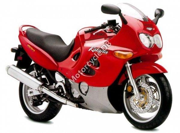 Suzuki GSX 600 F 1999 6604