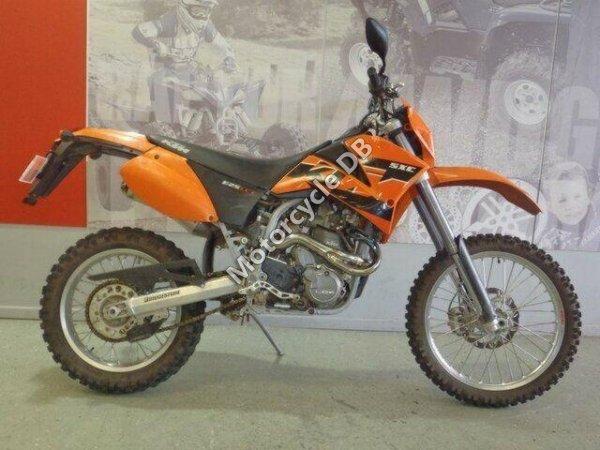 KTM 625 SXC 2007 14752
