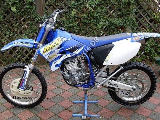 Yamaha WR250F 2010 12296