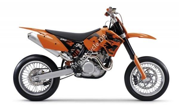 KTM 450 SMR 2007 7462