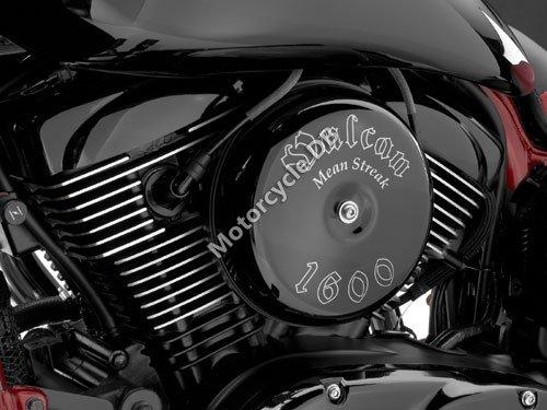 Kawasaki Vulcan 1600 Mean Streak 2008 2623