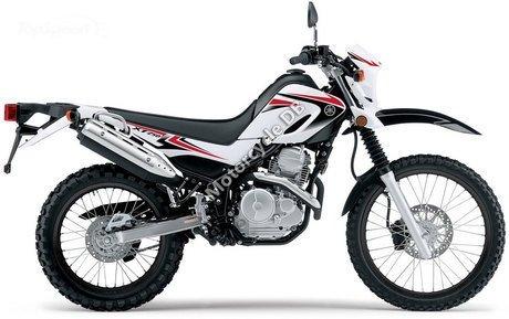 Yamaha XT250 2009 8659