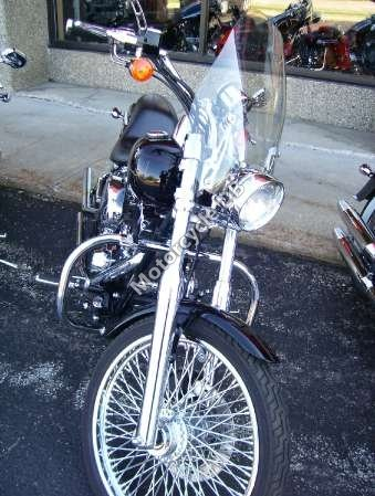 Harley-Davidson FXSTD Softail Deuce 2000 8915