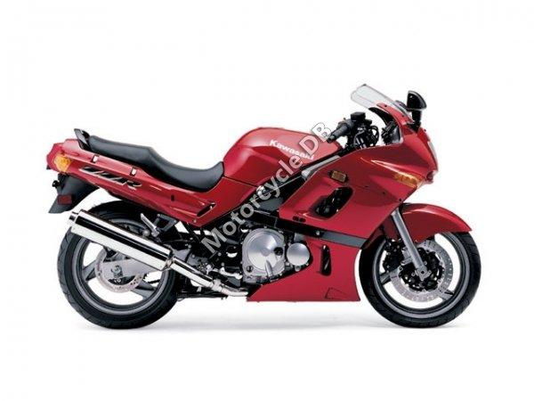 Kawasaki ZZR 600 2004 13405