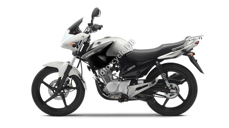 Yamaha YBR125 2008 25850