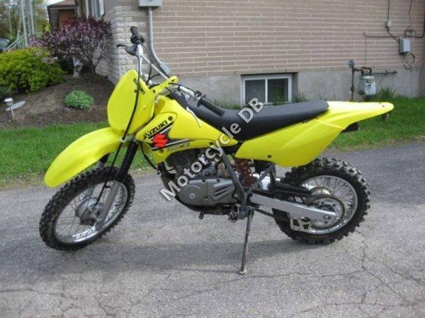 Suzuki DR-Z 125 L 2003 10391