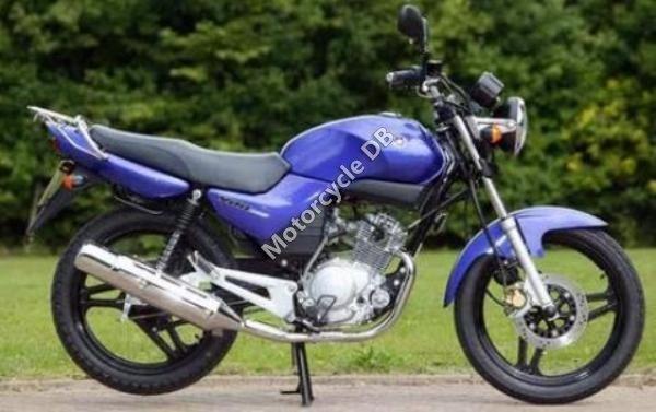 Yamaha YBR125 2008 17783