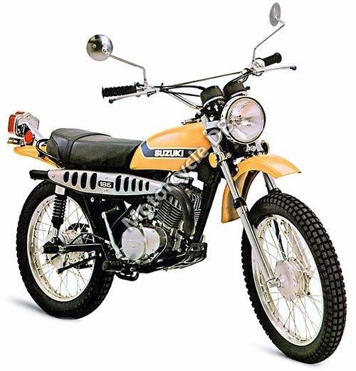 Suzuki TS-185 1980 11903