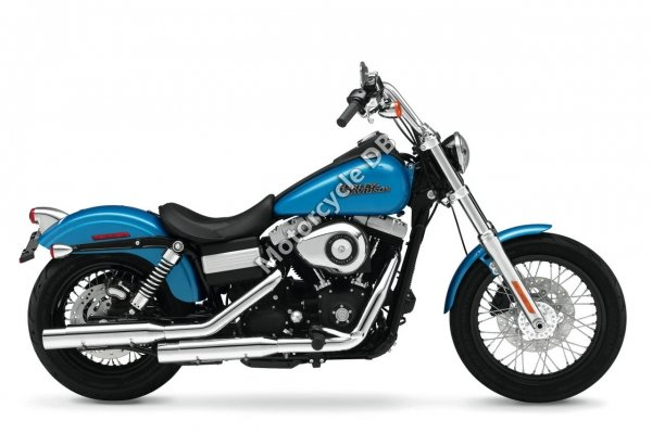 Harley-Davidson FXDB Street Bob 2011 8184