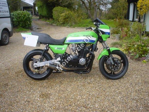Kawasaki Z 1000 LTD 1982 8644