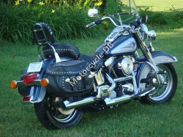 Harley-Davidson Heritage Softail Classic 1999 8259