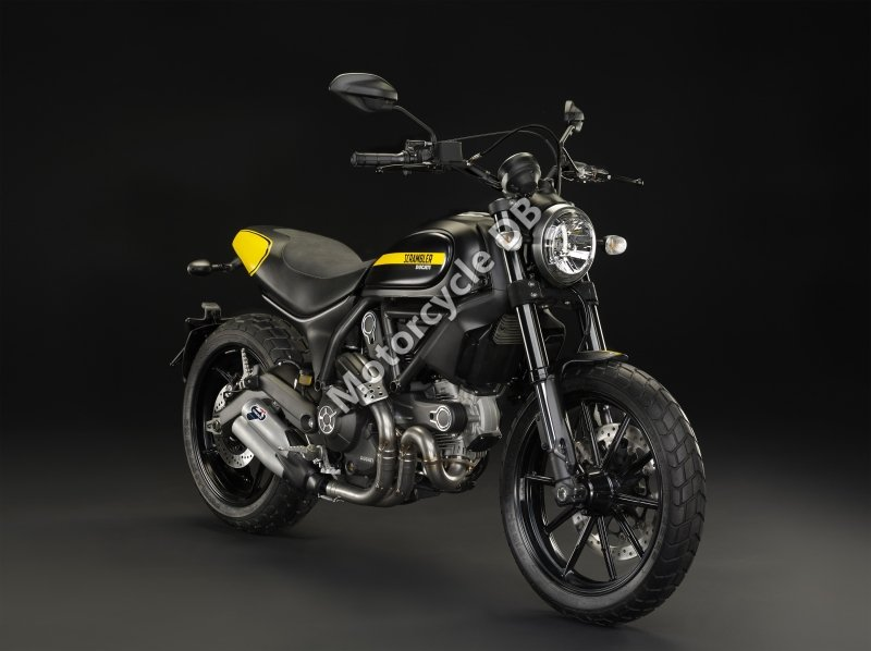 Ducati Scrambler Full Throttle 2018 31188