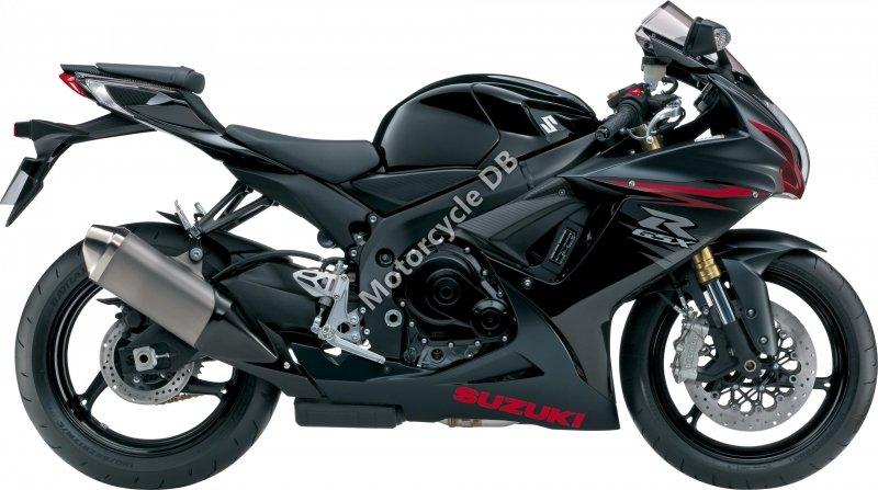 Suzuki GSX-R750 2011 27778