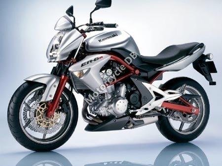 Kawasaki ER-6n 2006 5657