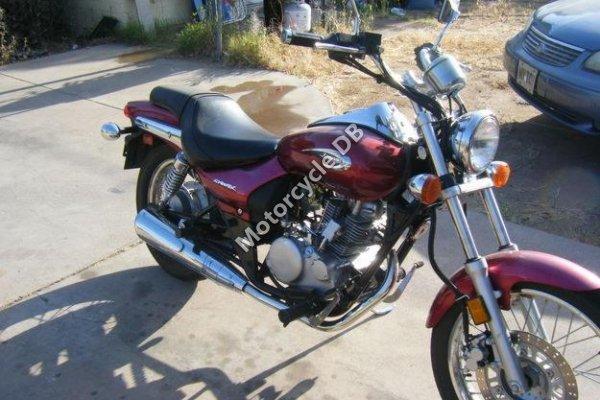 Kawasaki Eliminator 125 2001 8746