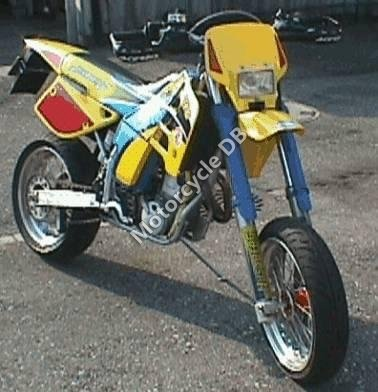 Husaberg FE 600 EL 1999 12276