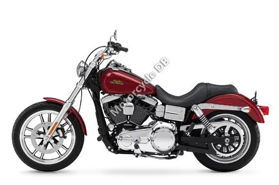 Harley-Davidson FXDL Dyna Low Rider 2009 3112 Thumb