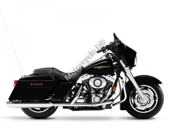 Harley-Davidson  FLHX  Street Glide 2007 7995