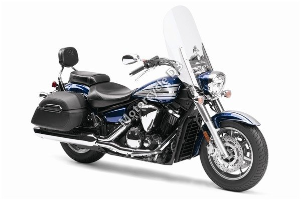 Yamaha V Star 1300 Tourer 2011 9795