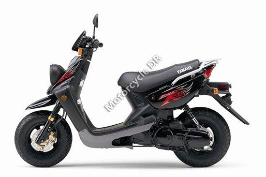 Yamaha Zuma 2009 3878