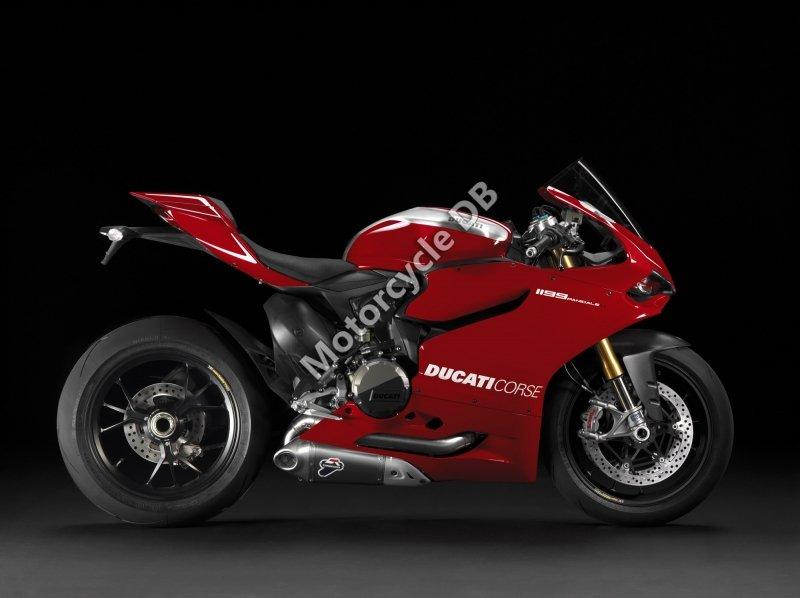 Ducati 1199 Panigale R 2013 31769
