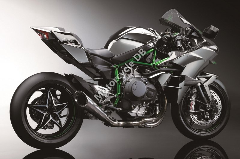 Kawasaki Ninja H2R 2015 29107