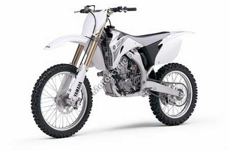 Yamaha YZ 250 F 2007 5627