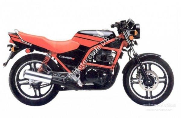 Honda CB 450 S 1986 12252