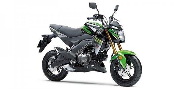 Kawasaki Z125 Pro KRT Edition 2018 24257
