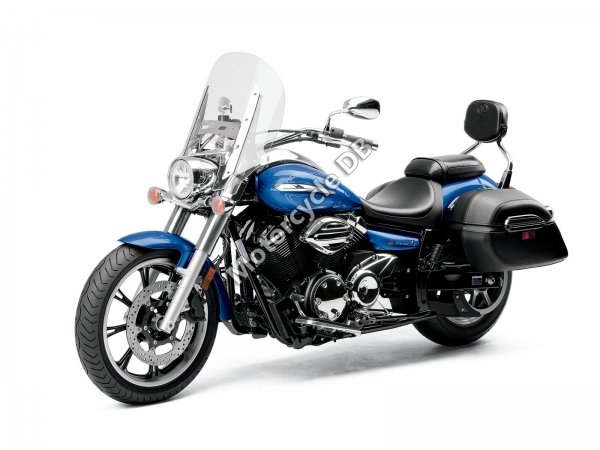 Yamaha Royal Star Tour Deluxe 2012 22485
