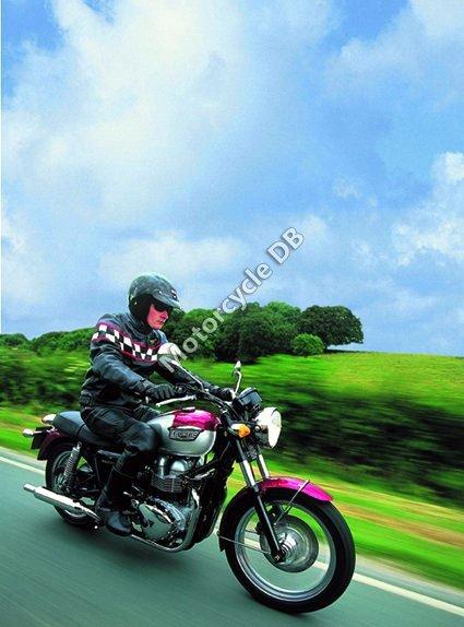 Triumph Bonneville 2001 6000