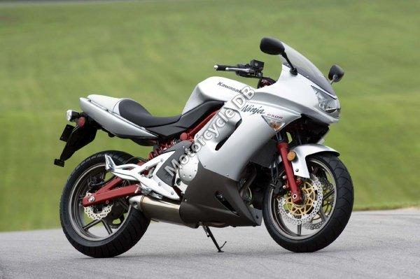 Kawasaki Ninja 650R 2009 1674