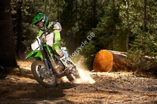 Kawasaki KLX140 2008 2674