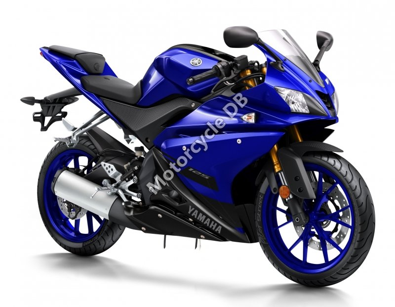Yamaha YZF-R125 2018 25589