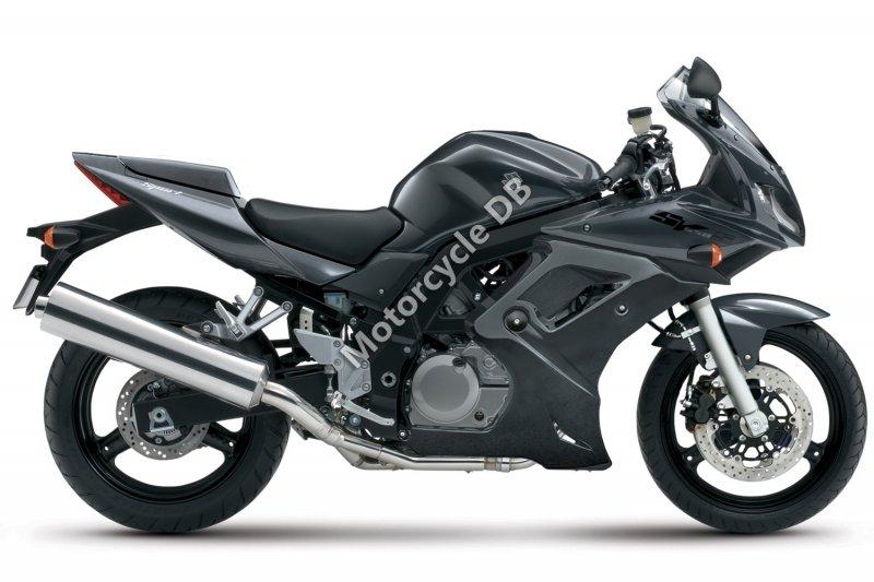 Suzuki SV650S 2012 28041