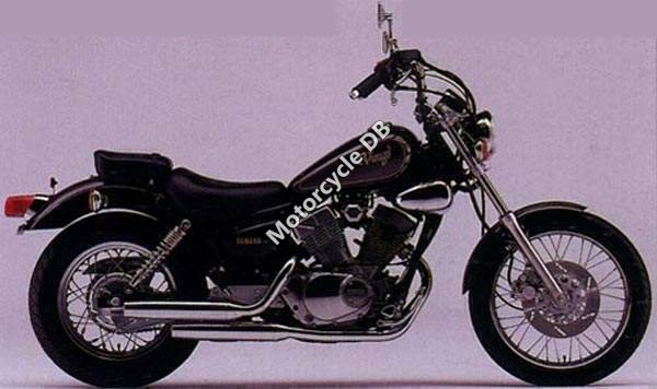 Yamaha XV 250 Virago (reduced effect) 1990 12021