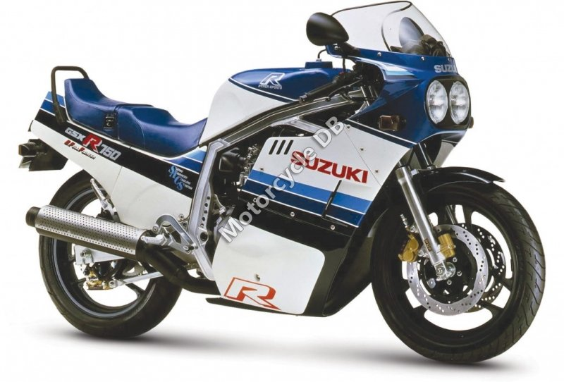 Suzuki GSX-R 750 1989 27763