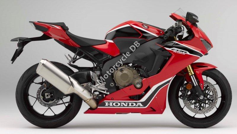 Honda CBR1000RR Fireblade 2017 29929
